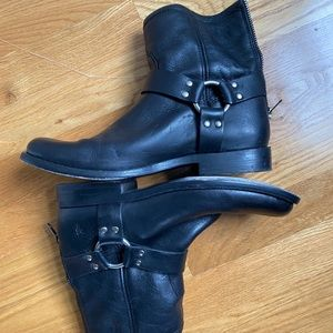 Frye Melissa Harness Boots